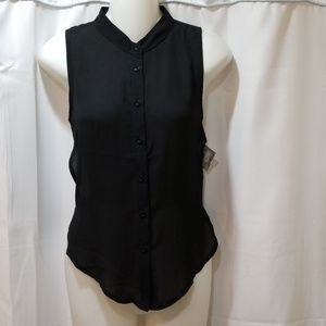 Poetry sleevless blouse Size M